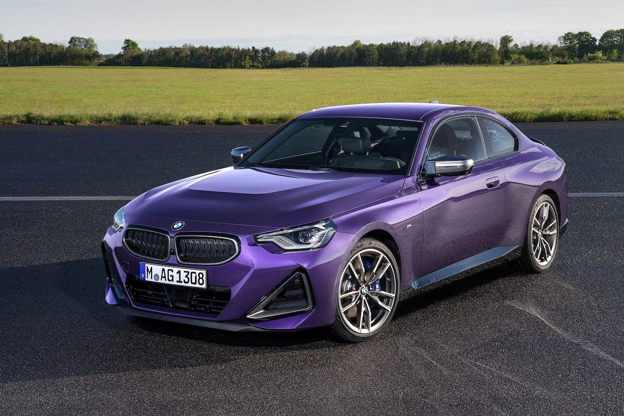 Nieuwe BMW 2 Serie