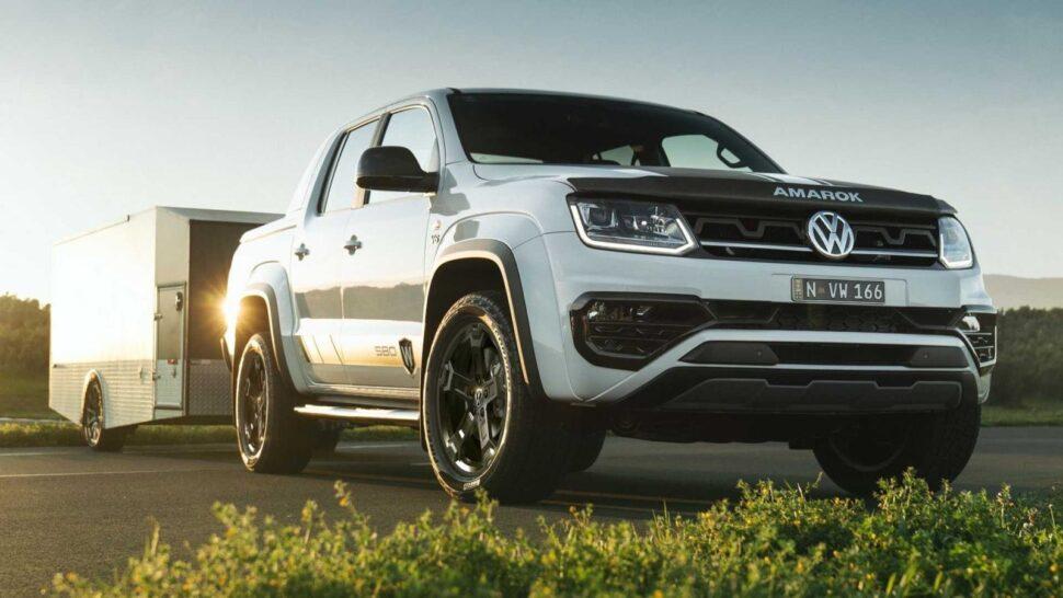Volkswagen met V6