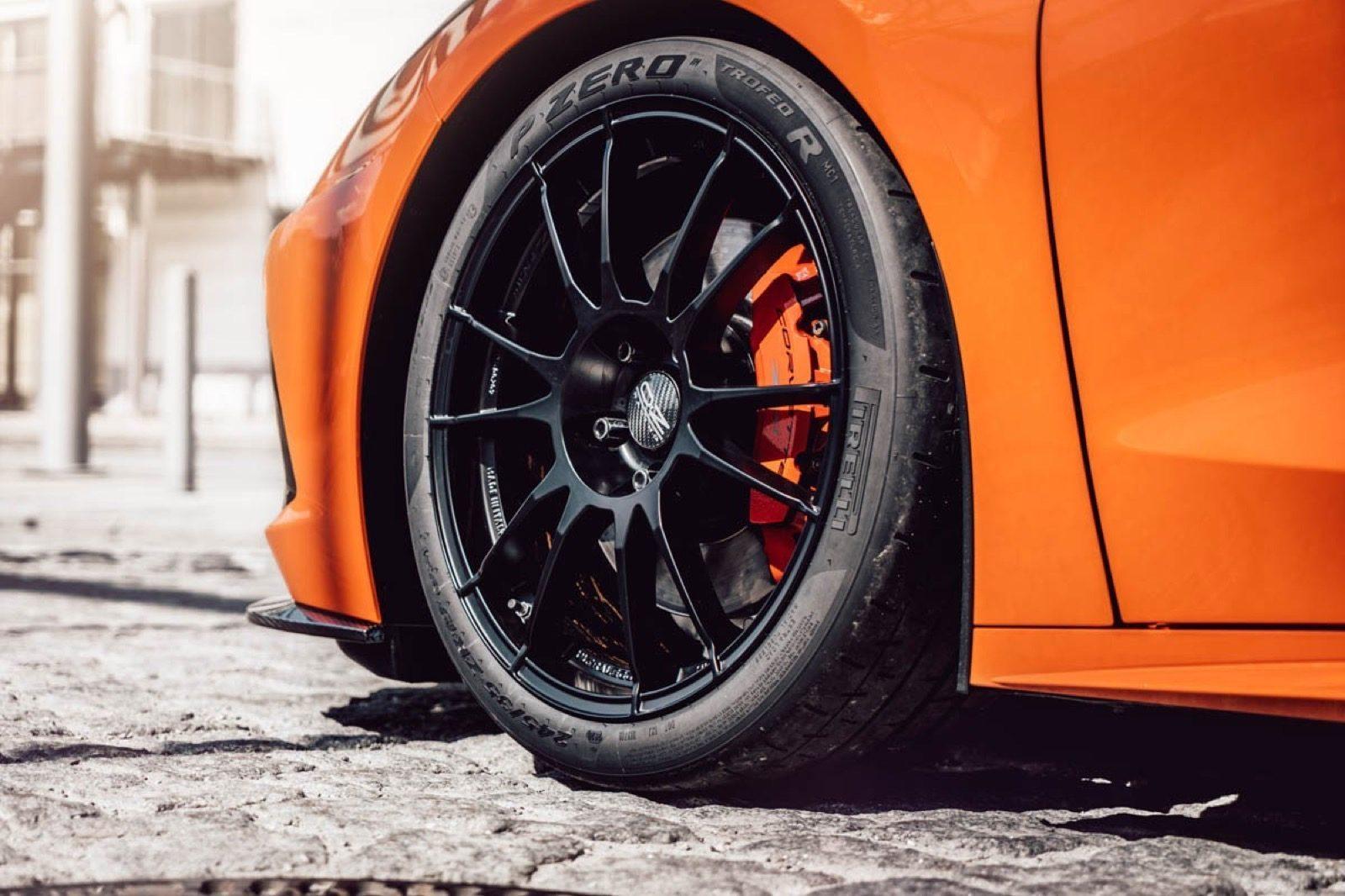 Duitse Corvette