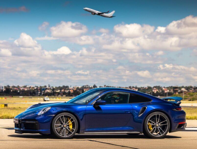 Hybride Porsche 911