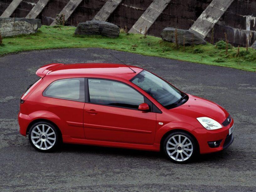 Huidige auto: Ford Fiesta ST