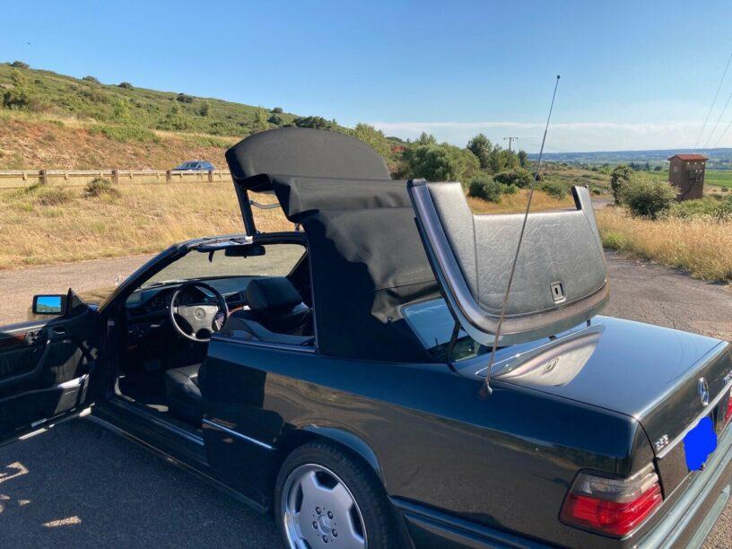 Zeldzame E36 AMG Cabrio