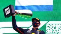 Stand na GP België 2021