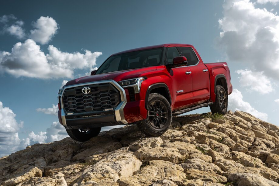 Nieuwe Toyota Tundra is hier, zonder V8