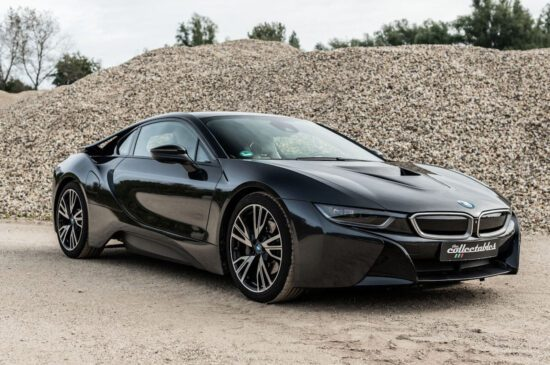 The Collectables BMW i8