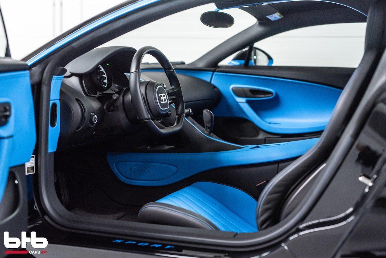 Bugatti Bernhard ten Brinke