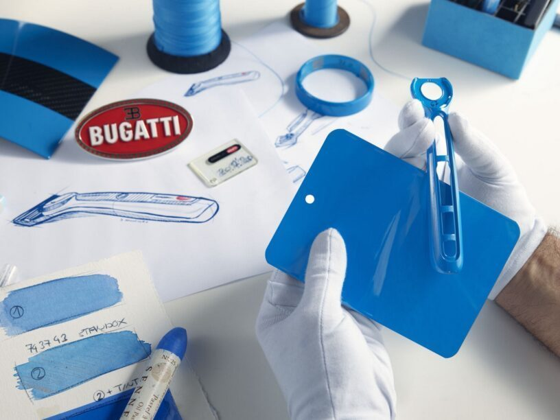 Bugatti scheermes
