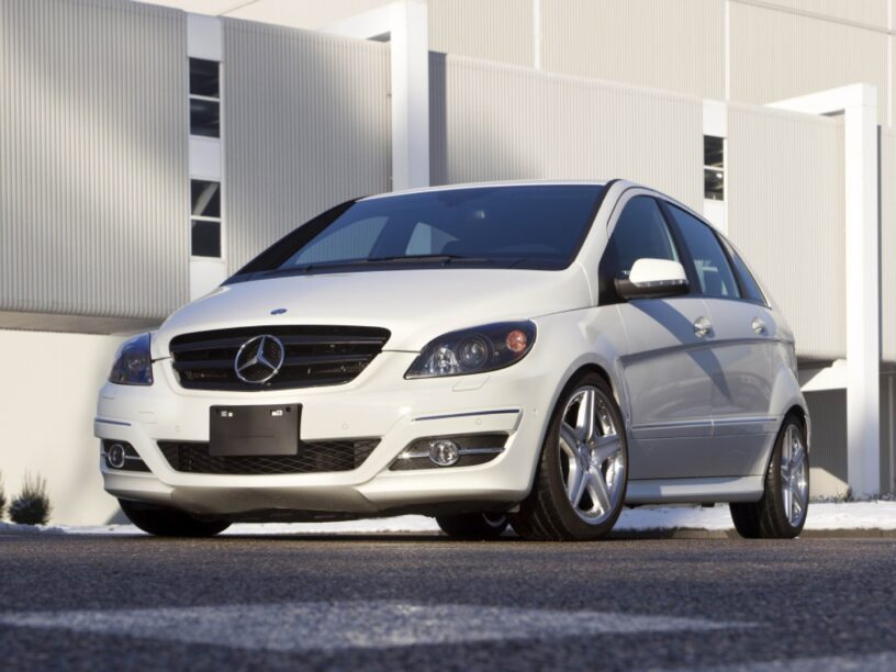 Mercedes-Benz B55