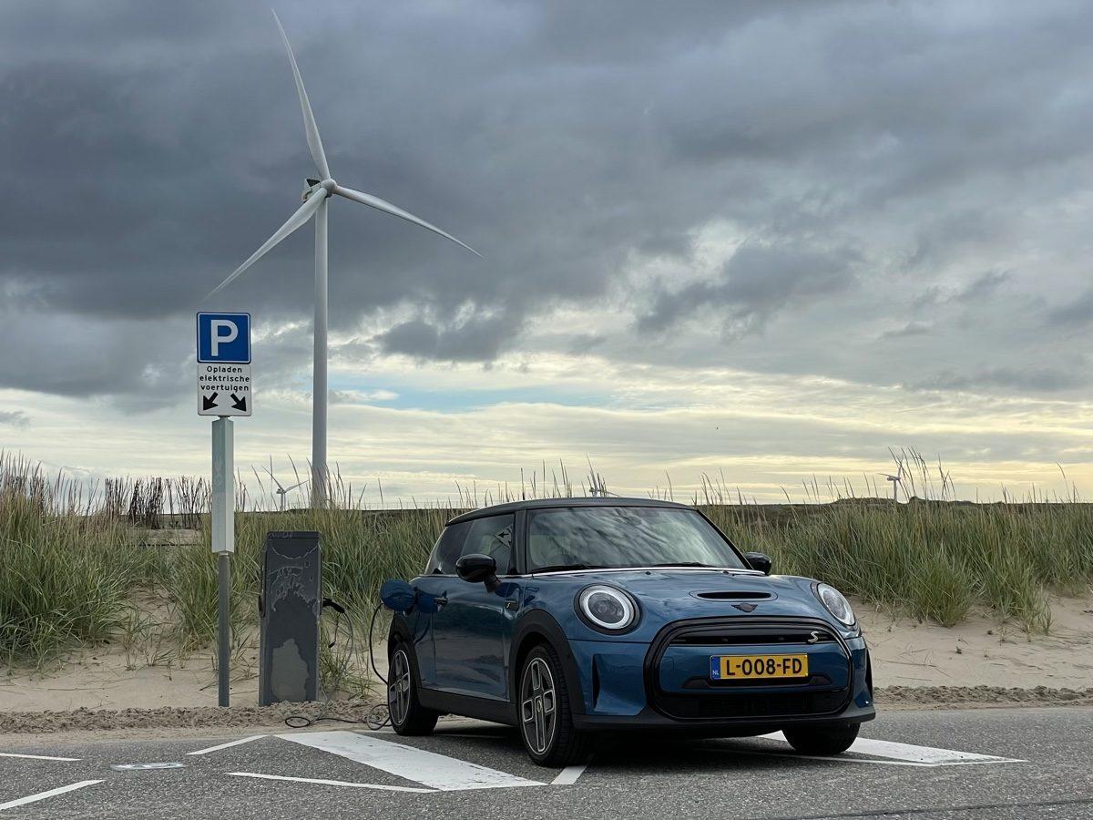 MINI Electric, de best sturende EV!