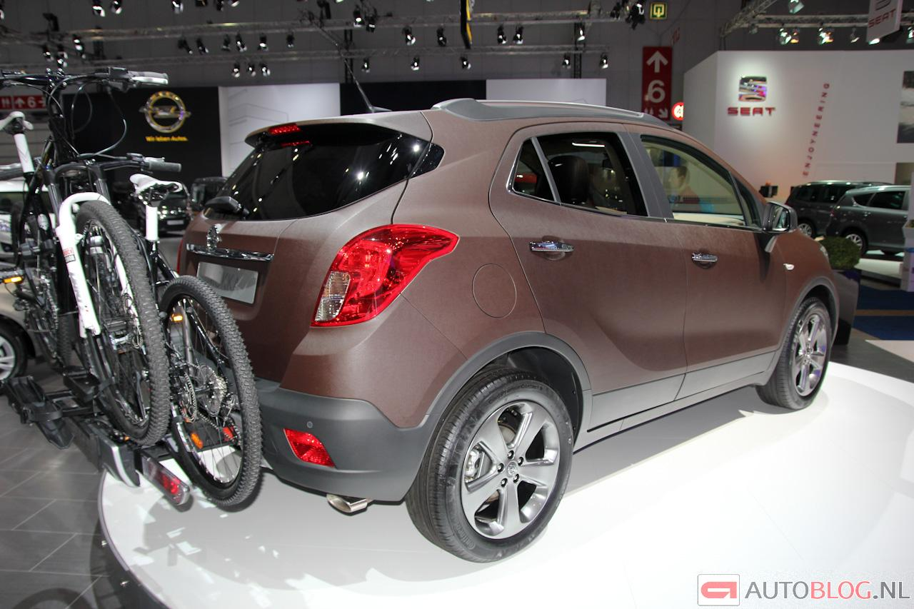 foto beurzen brussel 2013 opel mokka opel mokka 7959. Black Bedroom Furniture Sets. Home Design Ideas