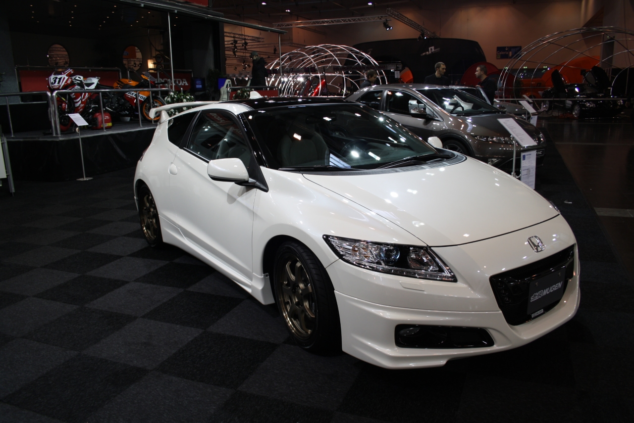 honda cr z hybrid door mugen is er ook bij. Black Bedroom Furniture Sets. Home Design Ideas