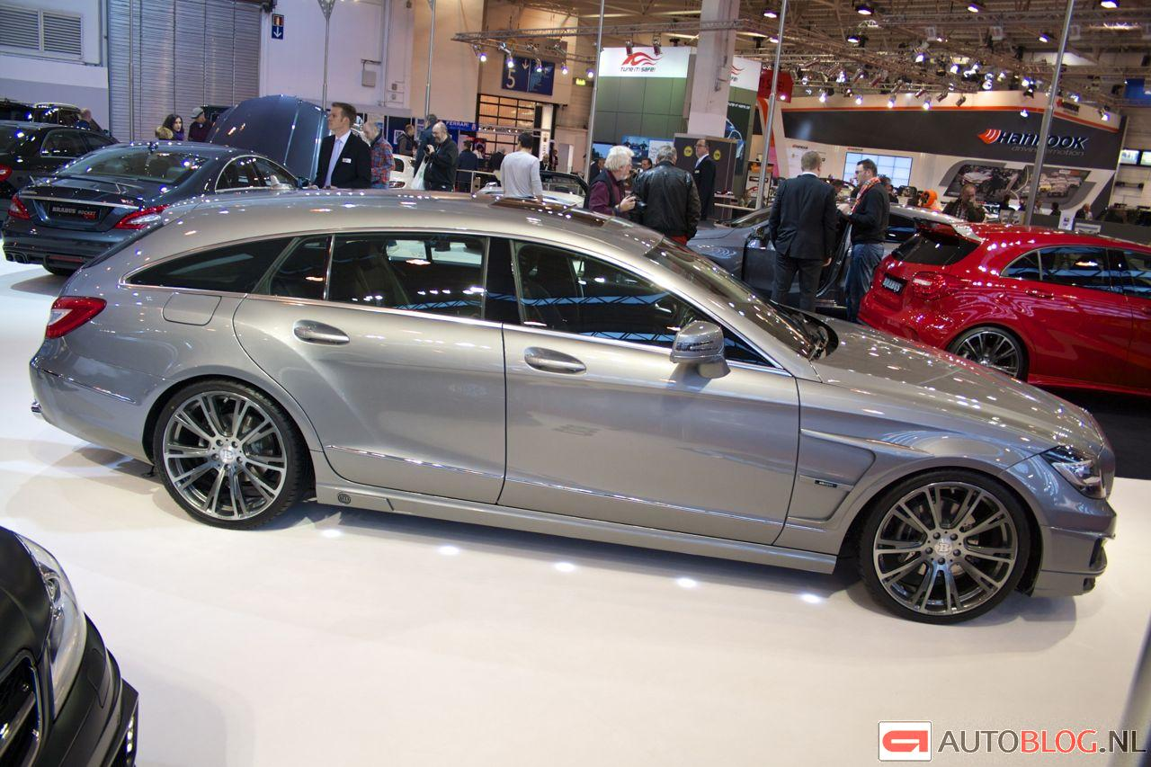brabus cls shooting brake power diesel. Black Bedroom Furniture Sets. Home Design Ideas