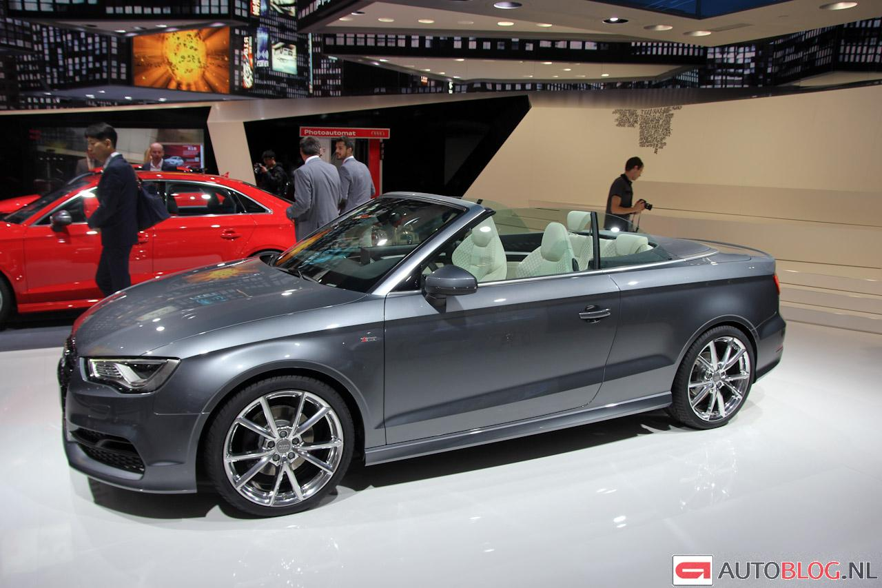 foto beurzen frankfurt 2013 audi a3 cabrio audi a3 cabrio. Black Bedroom Furniture Sets. Home Design Ideas