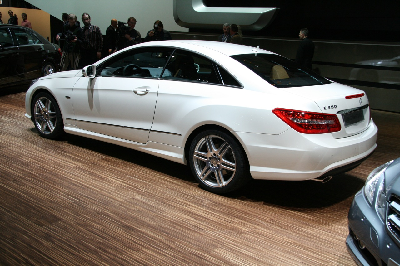 nice mercedes e klasse coupe. Black Bedroom Furniture Sets. Home Design Ideas