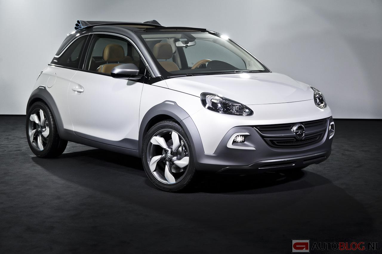spied opel adam spied page 3. Black Bedroom Furniture Sets. Home Design Ideas