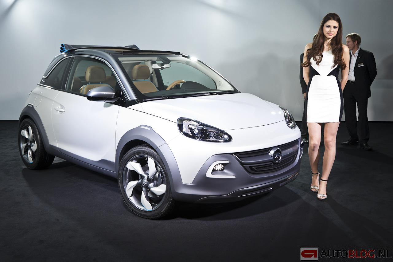 2010 Opel Adam Rocks Concept photo - 2