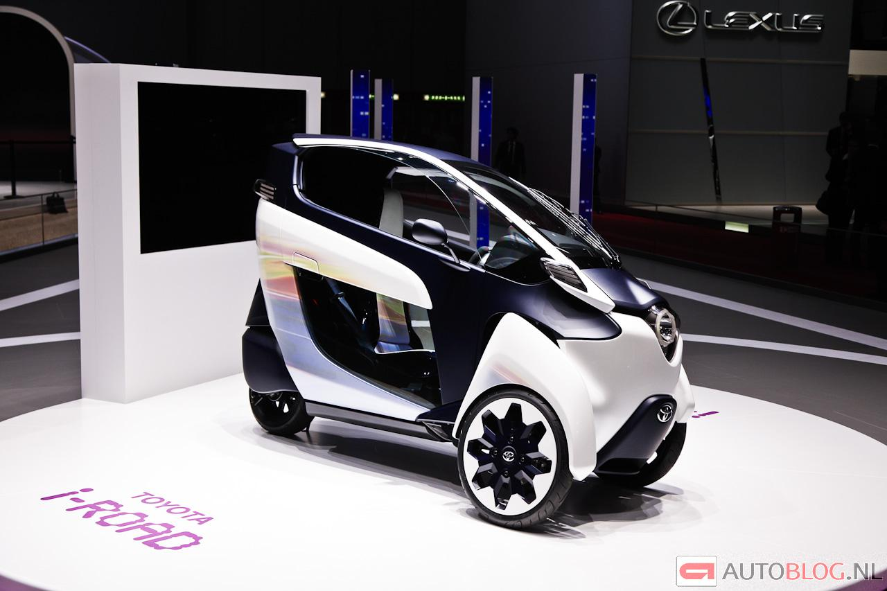 2016 Toyota I-Road Release Date Price - 2015 Facelift Cars Review ...