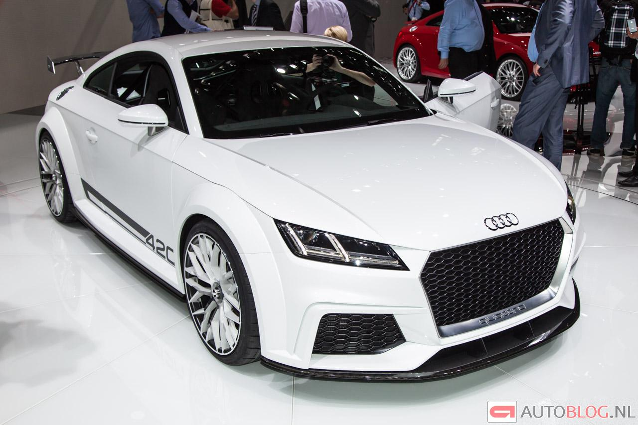 Fourtitudecom  The Audi TT Quattro Sport Concept