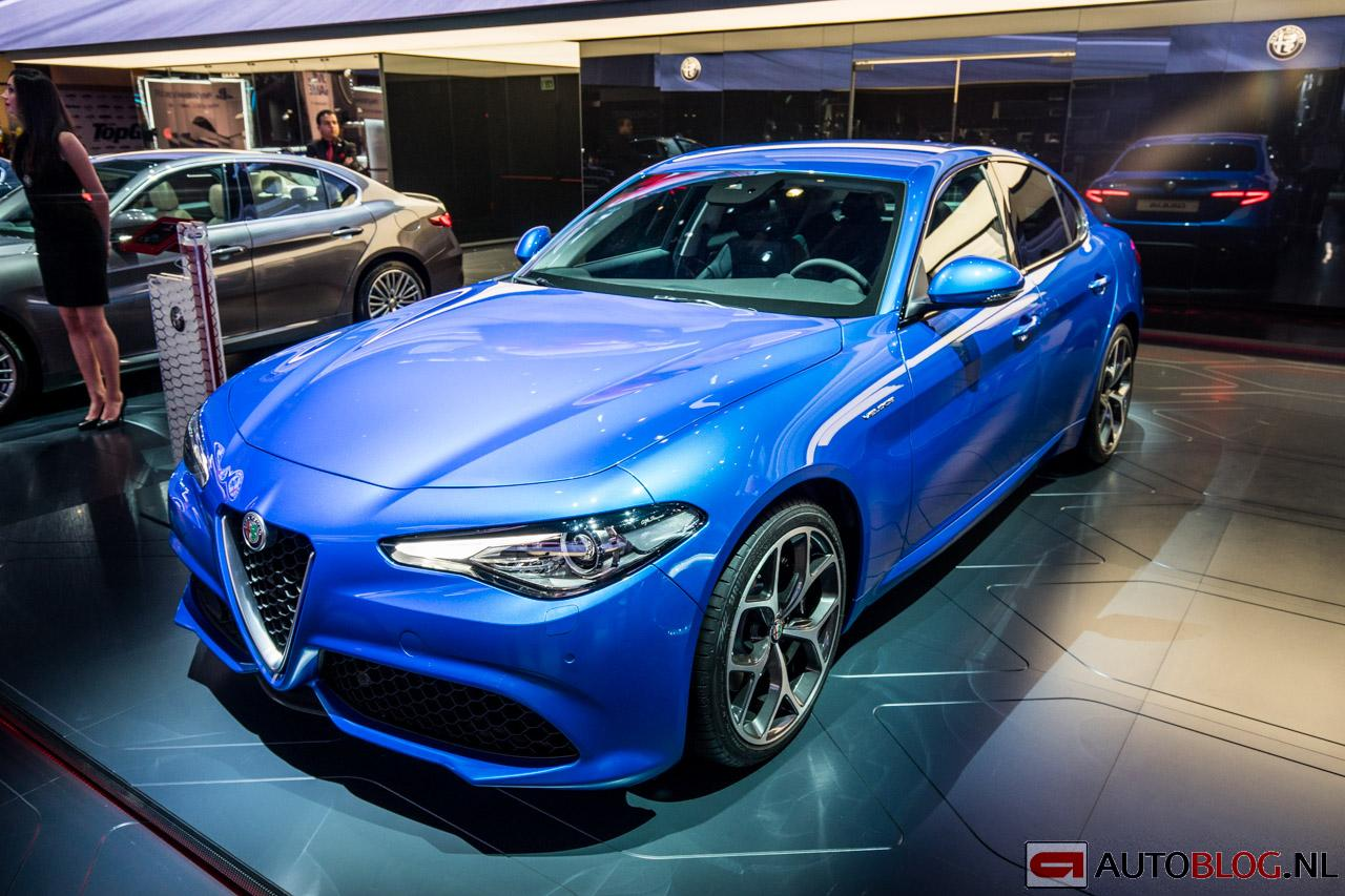 livepics de alfa romeo giulia veloce. Black Bedroom Furniture Sets. Home Design Ideas