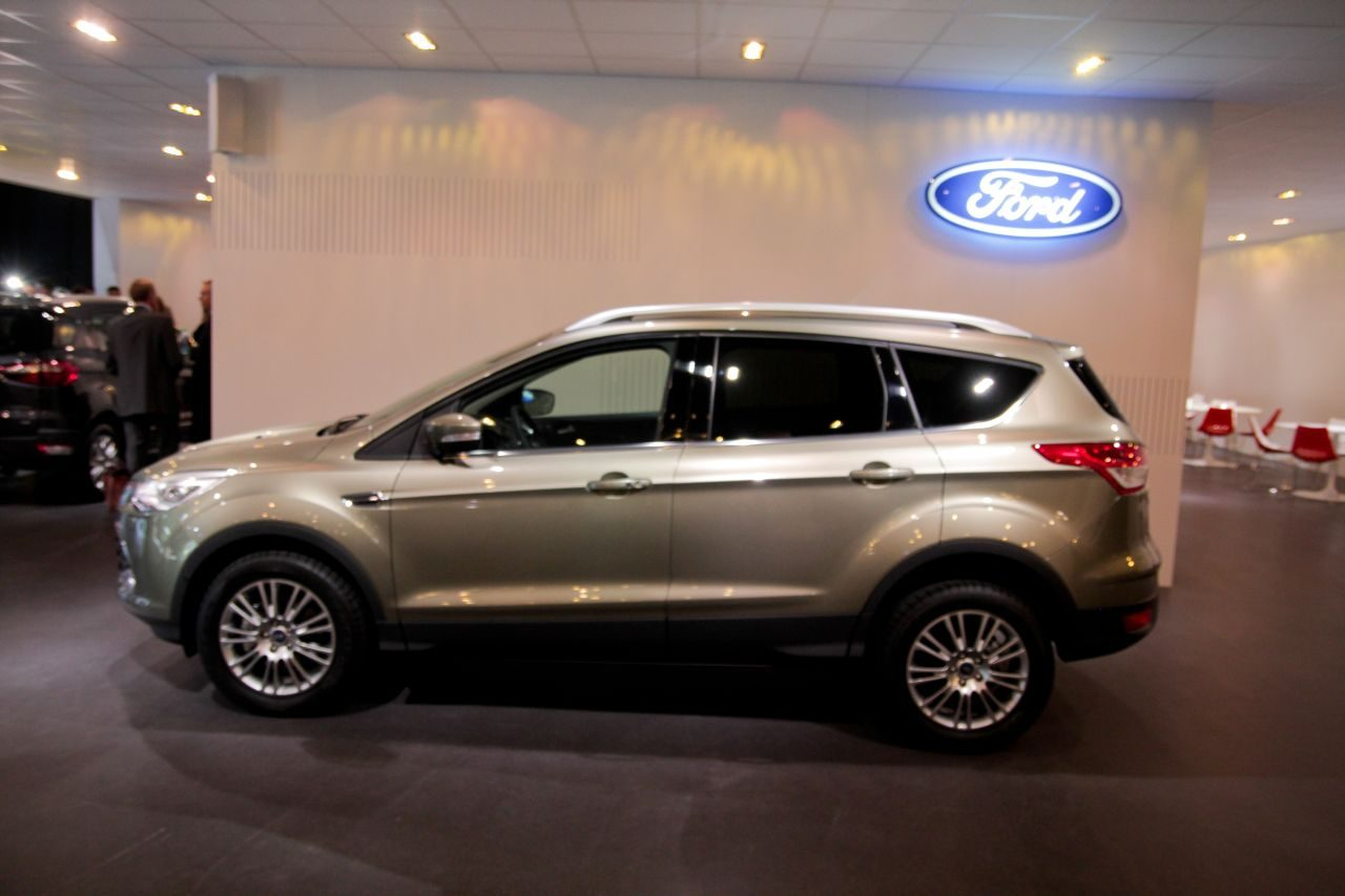 Image Result For Ford Kuga James Bond