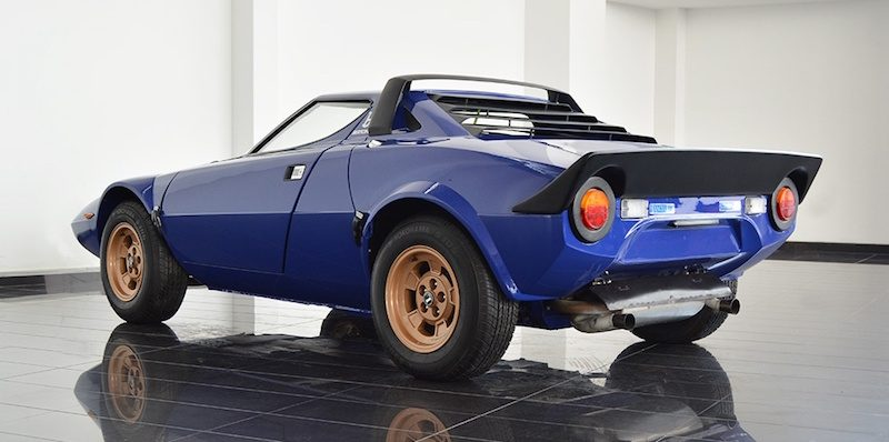 foto divers lancia stratos occasion blauw stratos occasion blauw 00003. Black Bedroom Furniture Sets. Home Design Ideas
