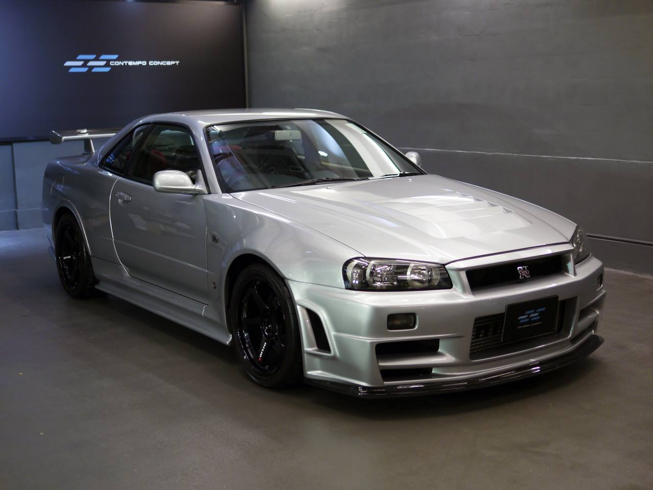 foto divers nissan skyline r34 z tune occasion skyline z tune hk 00001. Black Bedroom Furniture Sets. Home Design Ideas