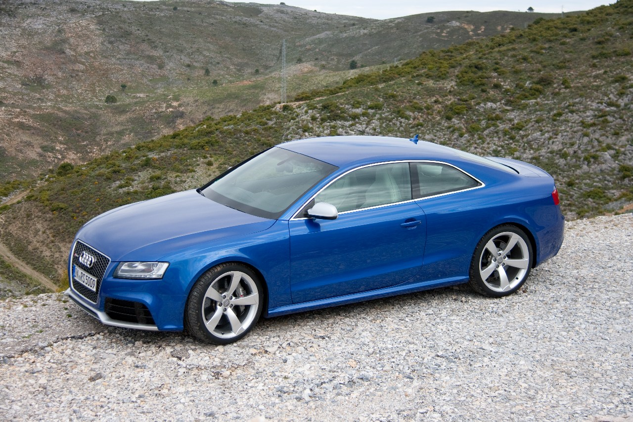 rs5 blue