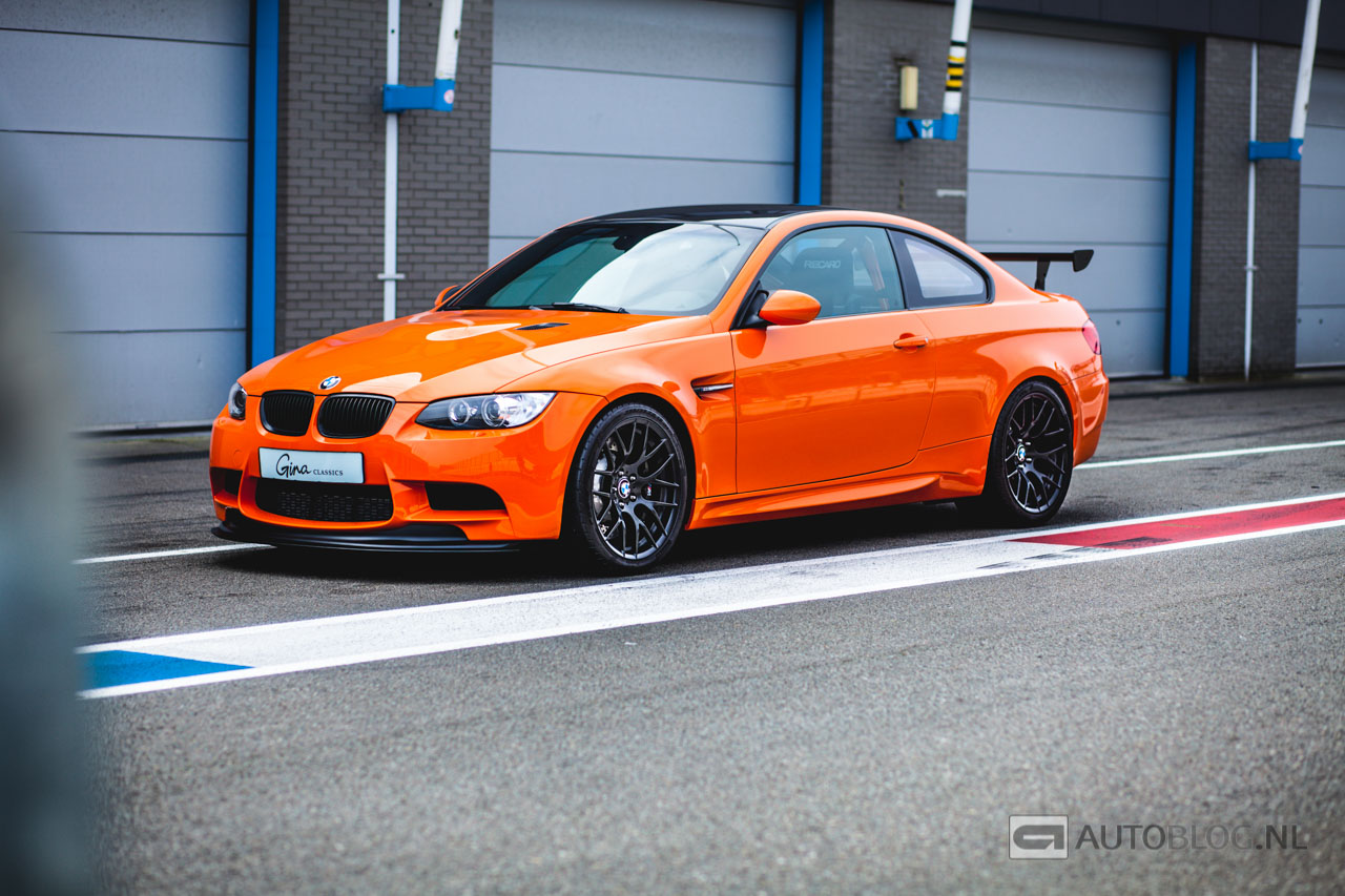 bmw e92 m3 gts rijtest en video. Black Bedroom Furniture Sets. Home Design Ideas