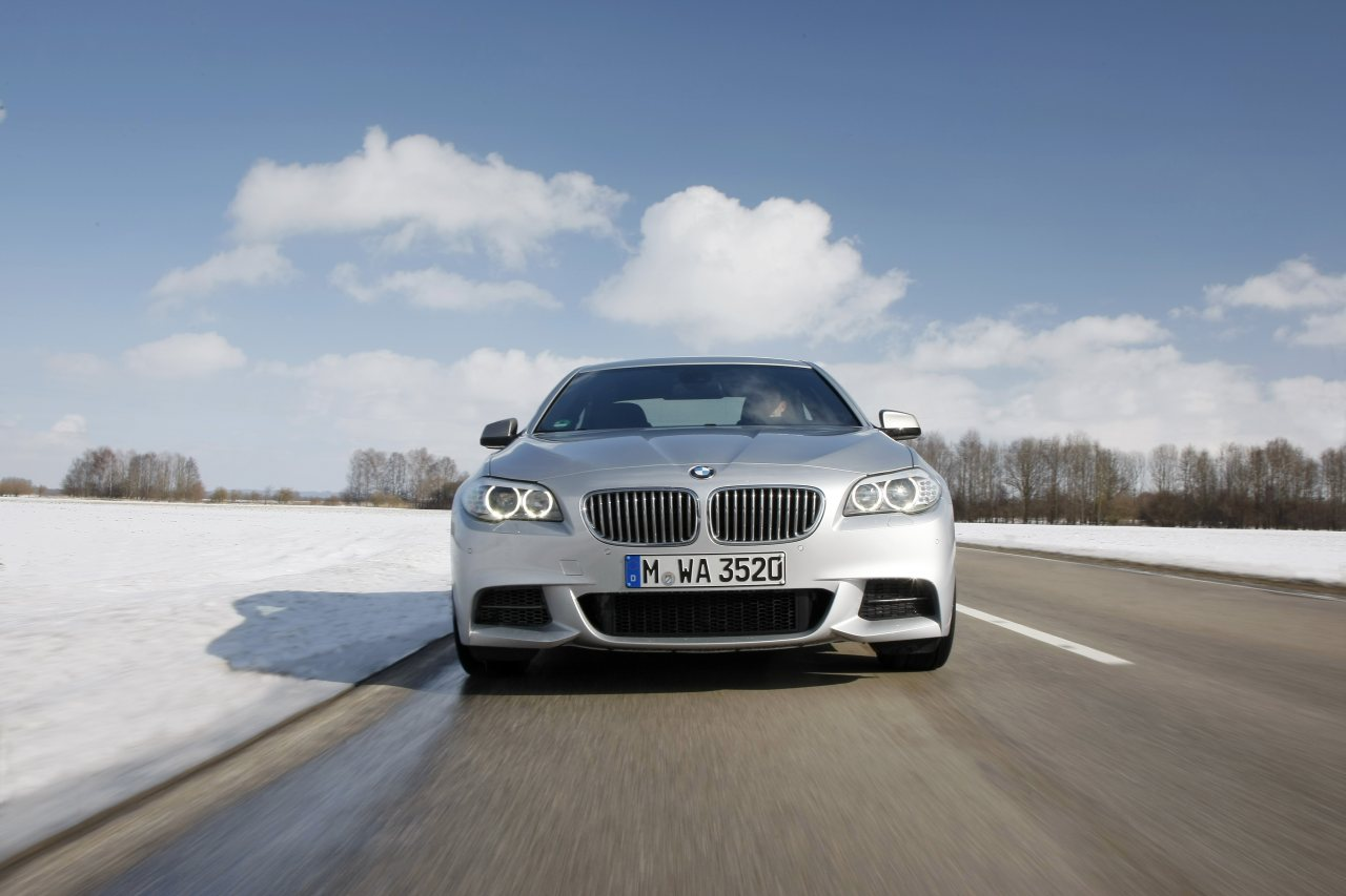 Bmw M550d Xdrive Rijtest En Video Autoblog Nl