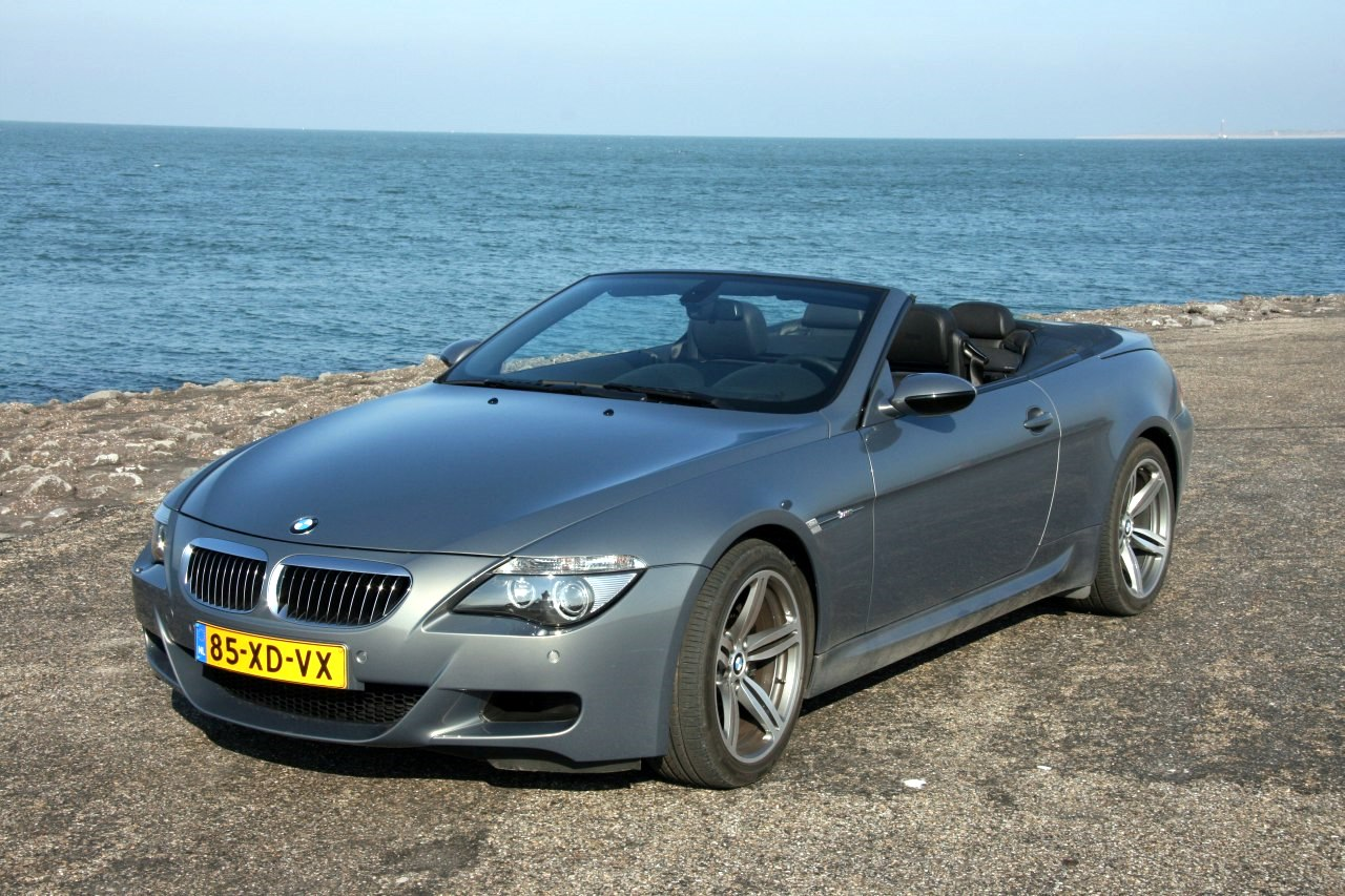 reviews bmw m6 cabrio bmw m6 cabrio 7 afbeeldingen. Black Bedroom Furniture Sets. Home Design Ideas