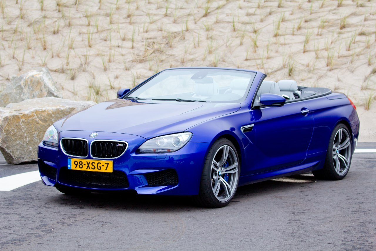 bmw m6 cabrio f12 rijtest en video. Black Bedroom Furniture Sets. Home Design Ideas