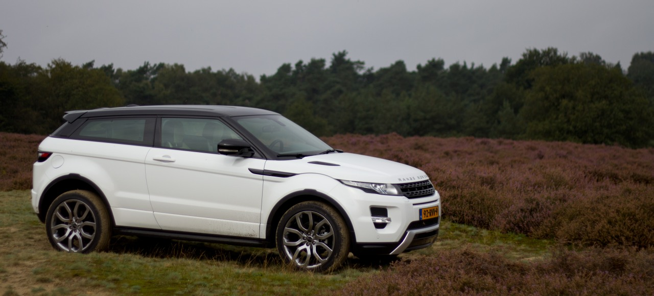 Rijtest en video: Range Rover Evoque SD4 - Autoblog.nl
