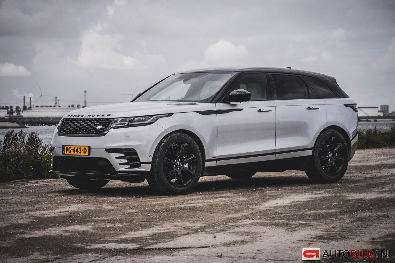range rover velar d300 rijtest en video. Black Bedroom Furniture Sets. Home Design Ideas