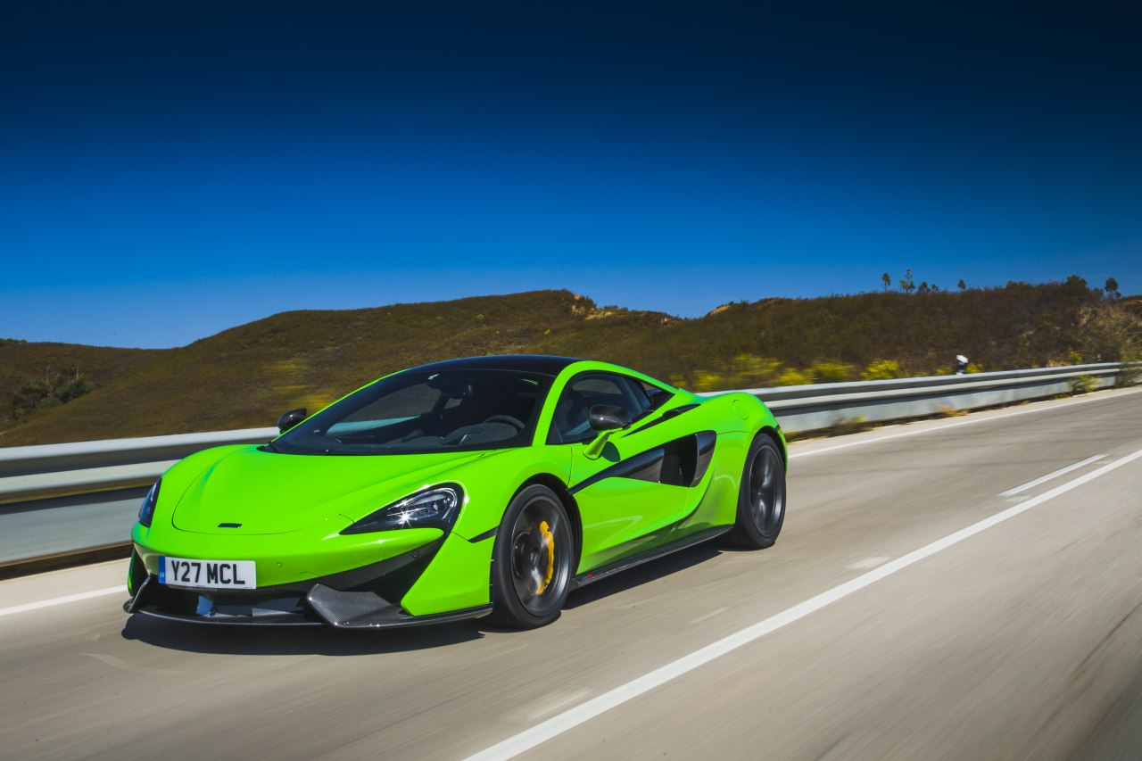 McLaren 570S: Rijtest En Video