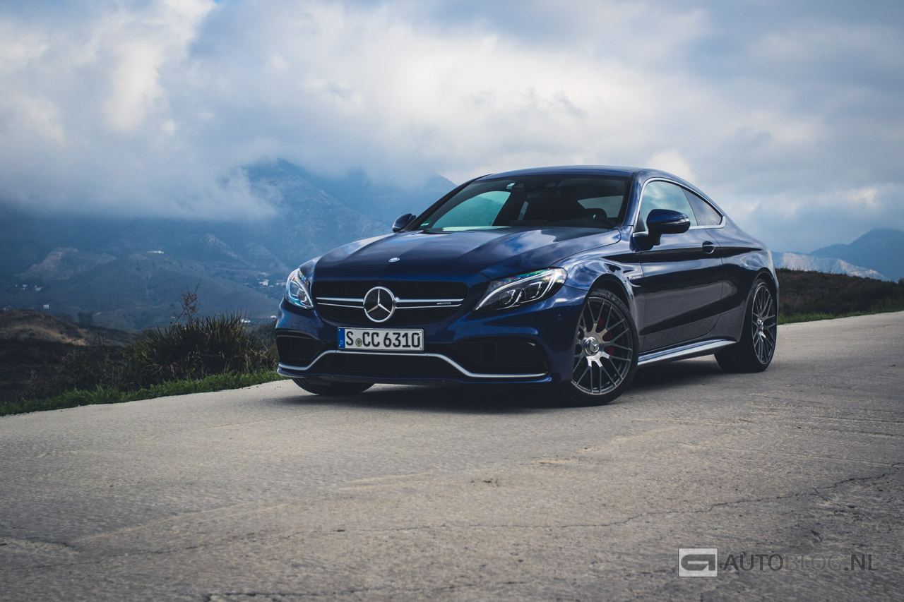 mercedes amg c63s coup rijtest en video. Black Bedroom Furniture Sets. Home Design Ideas