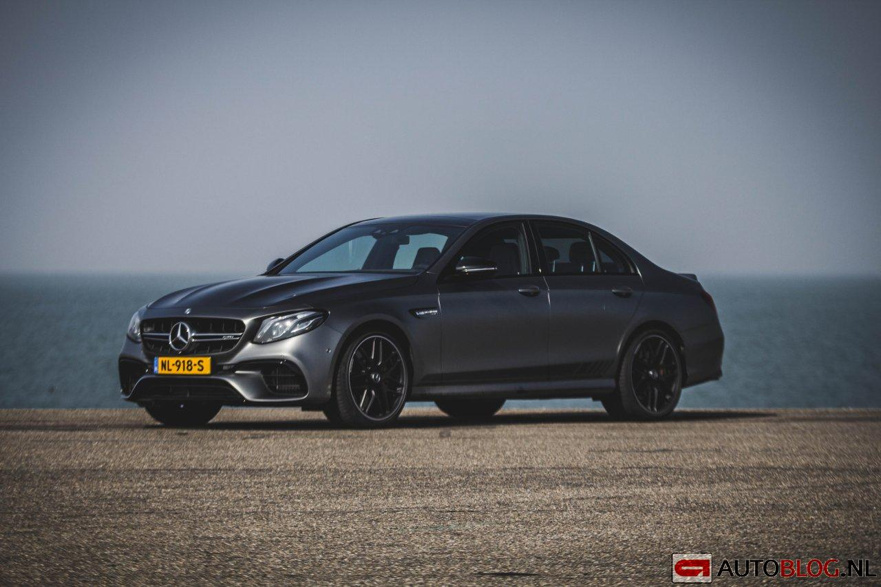 Mercedes amg e 63s 4matic 2017 rijtest en video for Mercedes benz e63s