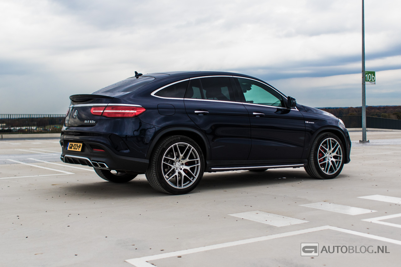 Foto Reviews Mercedes Benz Amg Gle 63s Coupe Mercedes Amg