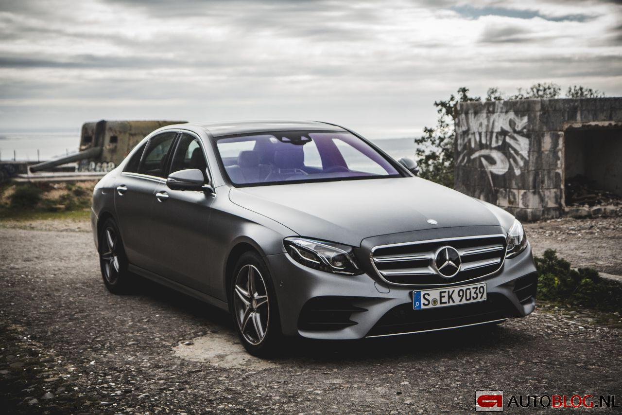 mercedes benz e klasse 2016 rijtest en video