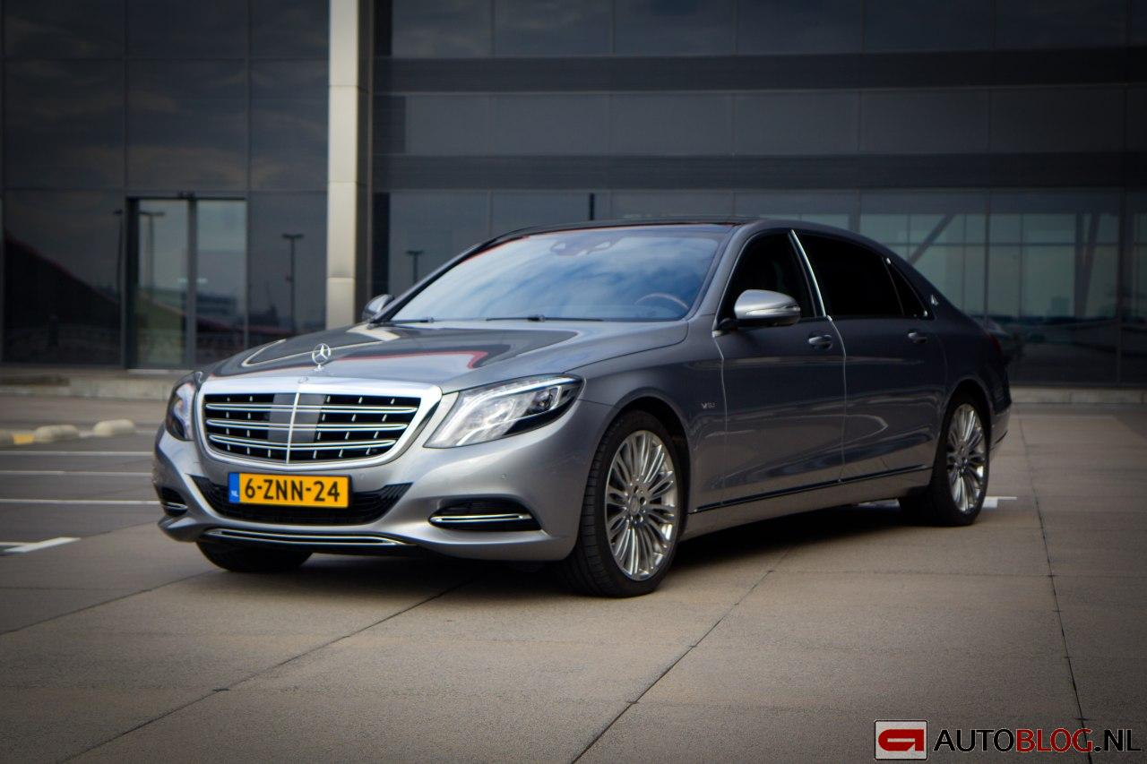 Mercedes Maybach S600 Rijtest En Video Autoblog Nl