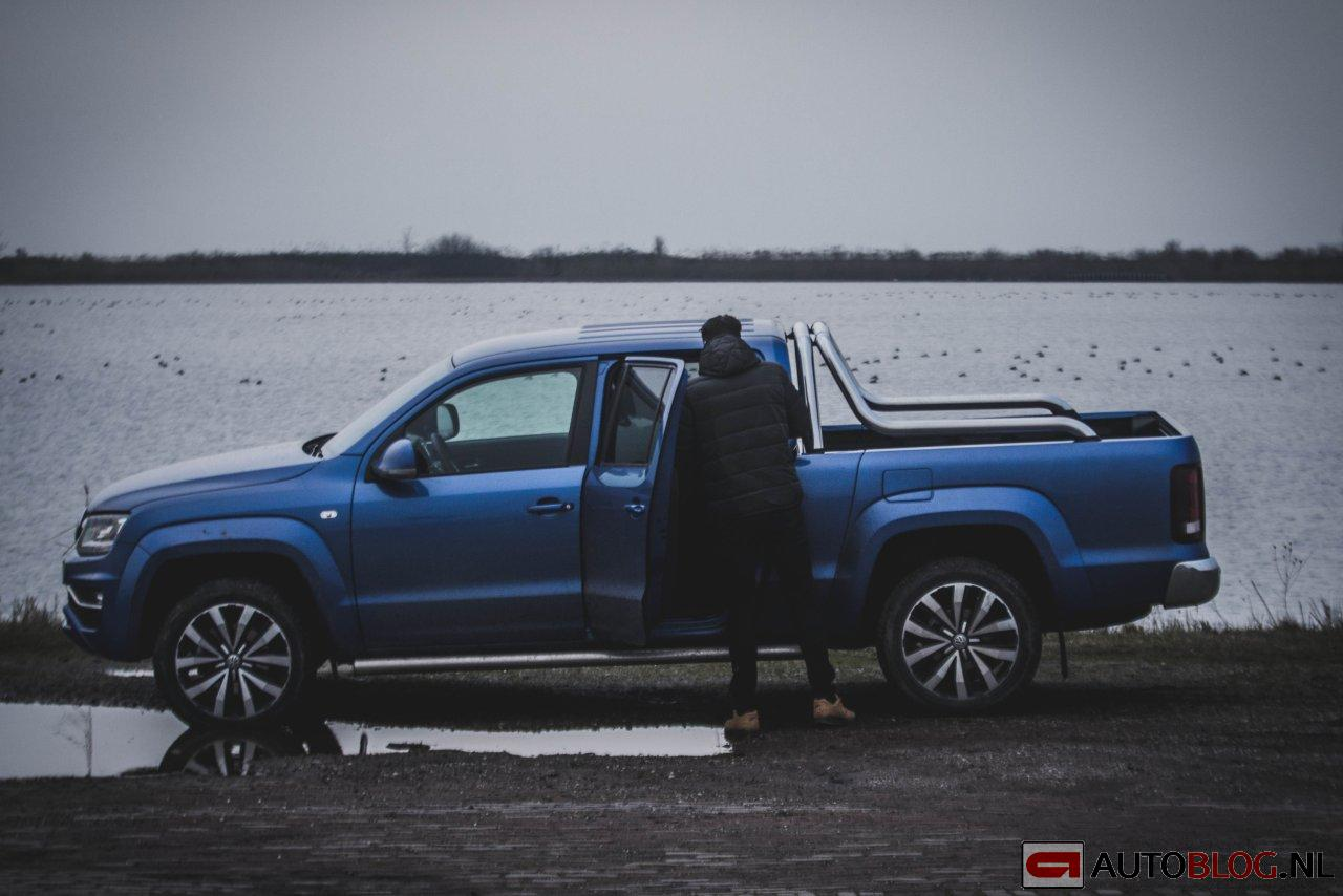 volkswagen amarok v6 tdi rijtest en video. Black Bedroom Furniture Sets. Home Design Ideas