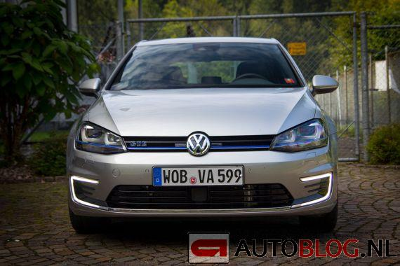 volkswagen golf gte rijtest en video. Black Bedroom Furniture Sets. Home Design Ideas