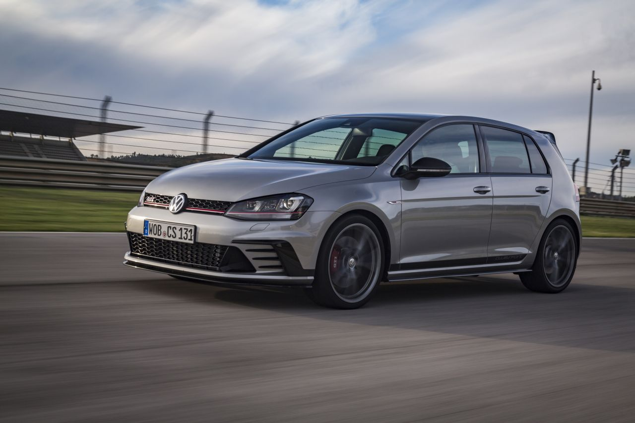 volkswagen golf gti clubsport rijtest en video. Black Bedroom Furniture Sets. Home Design Ideas