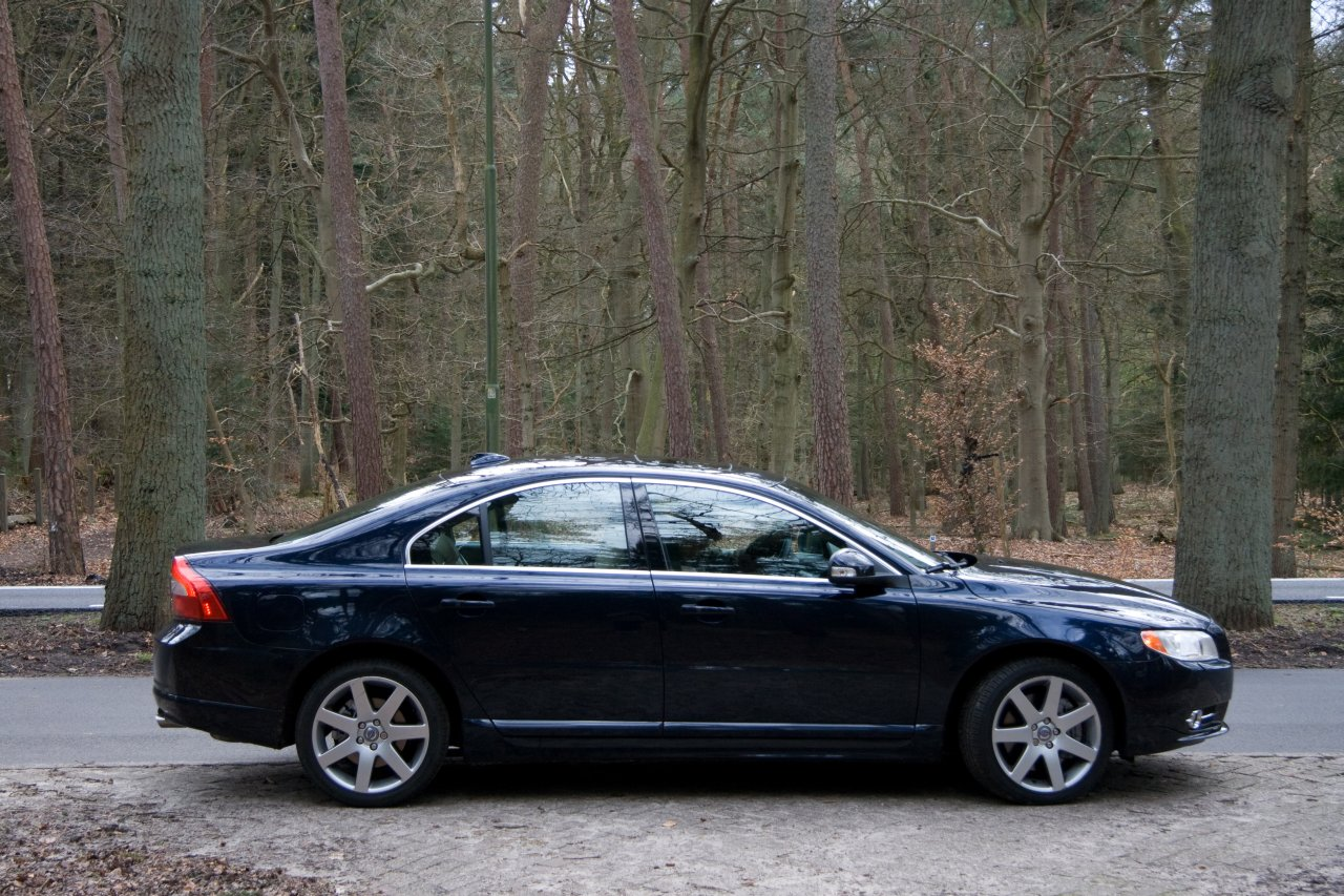 Volvo V60 Cross Country >> Foto: Reviews Volvo S80 V8 Volvo S80 2 : Autoblog.nl