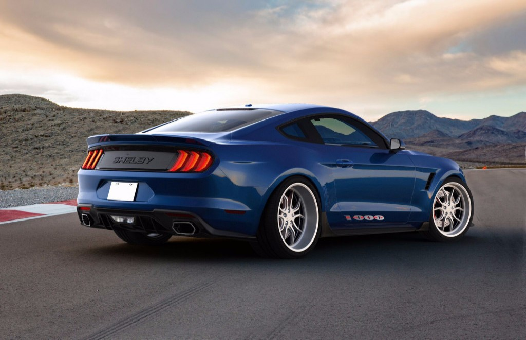 Officieel Shelby Ford Mustang Met 1 000 Pk Autoblog Nl