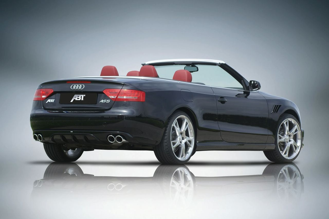 audi a5 tuning abt as5 cabrio. Black Bedroom Furniture Sets. Home Design Ideas
