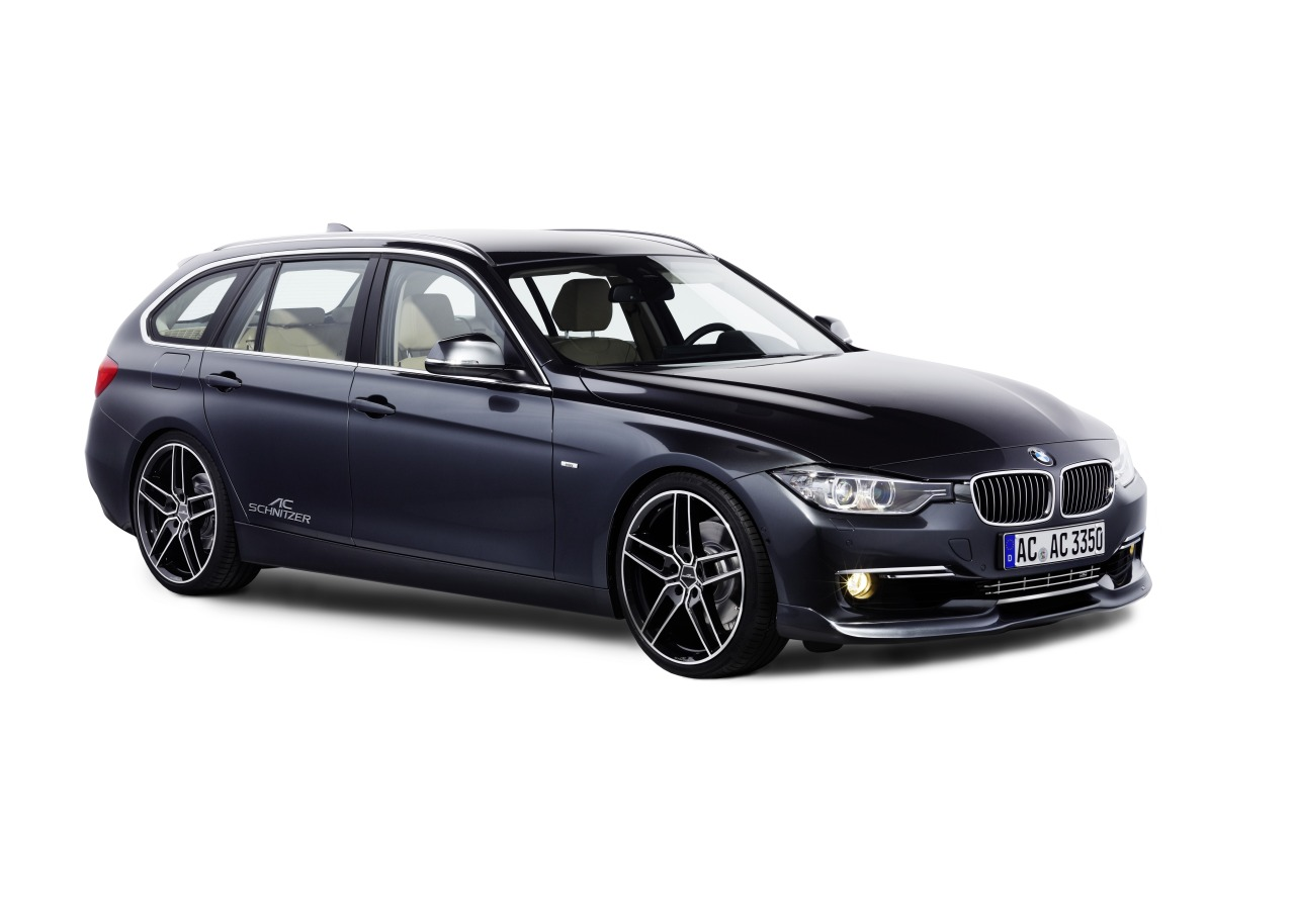 foto tuners ac schnitzer 3 serie touring f31 bmw 3. Black Bedroom Furniture Sets. Home Design Ideas
