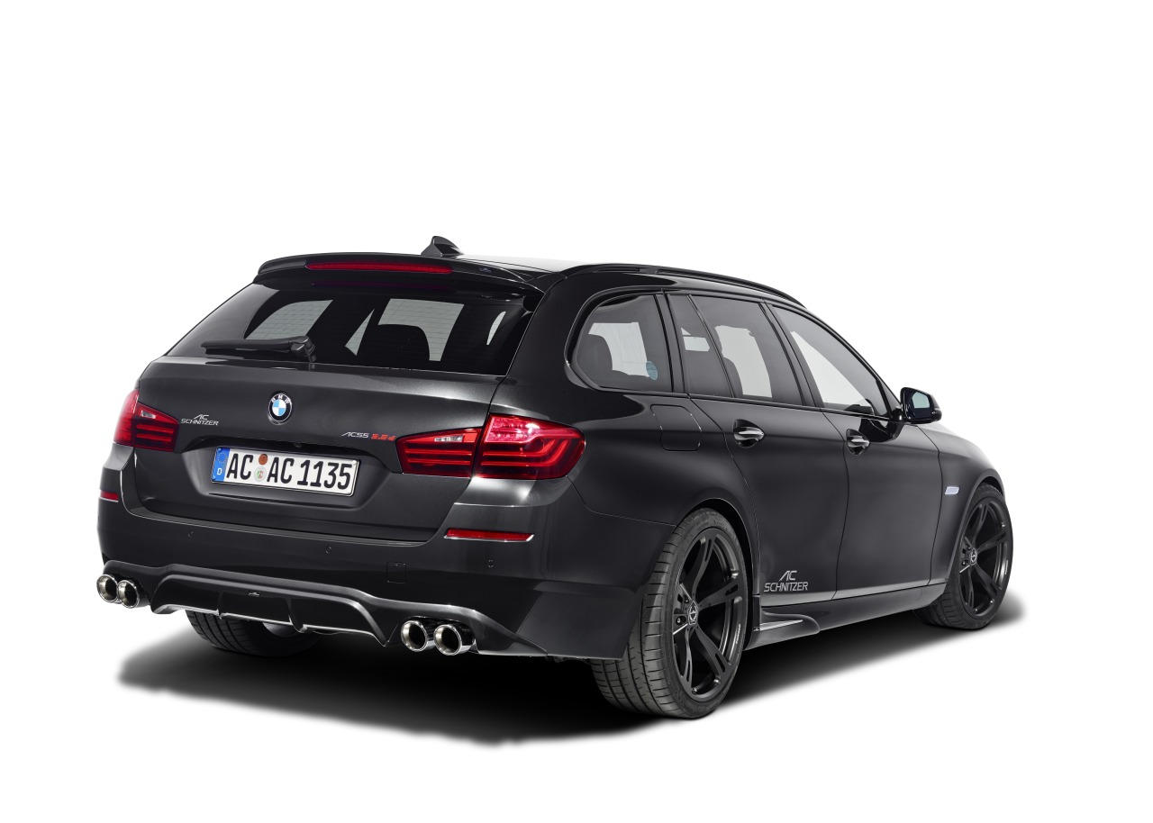 The closest to a bmw f11 m5 touring there will ever be from ac schnitzer modified bmw f11 for the wagon lovers of mr