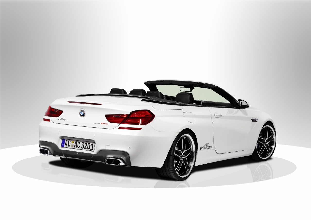 ac schnitzer tovert 620 pk uit de bmw m6 updated. Black Bedroom Furniture Sets. Home Design Ideas