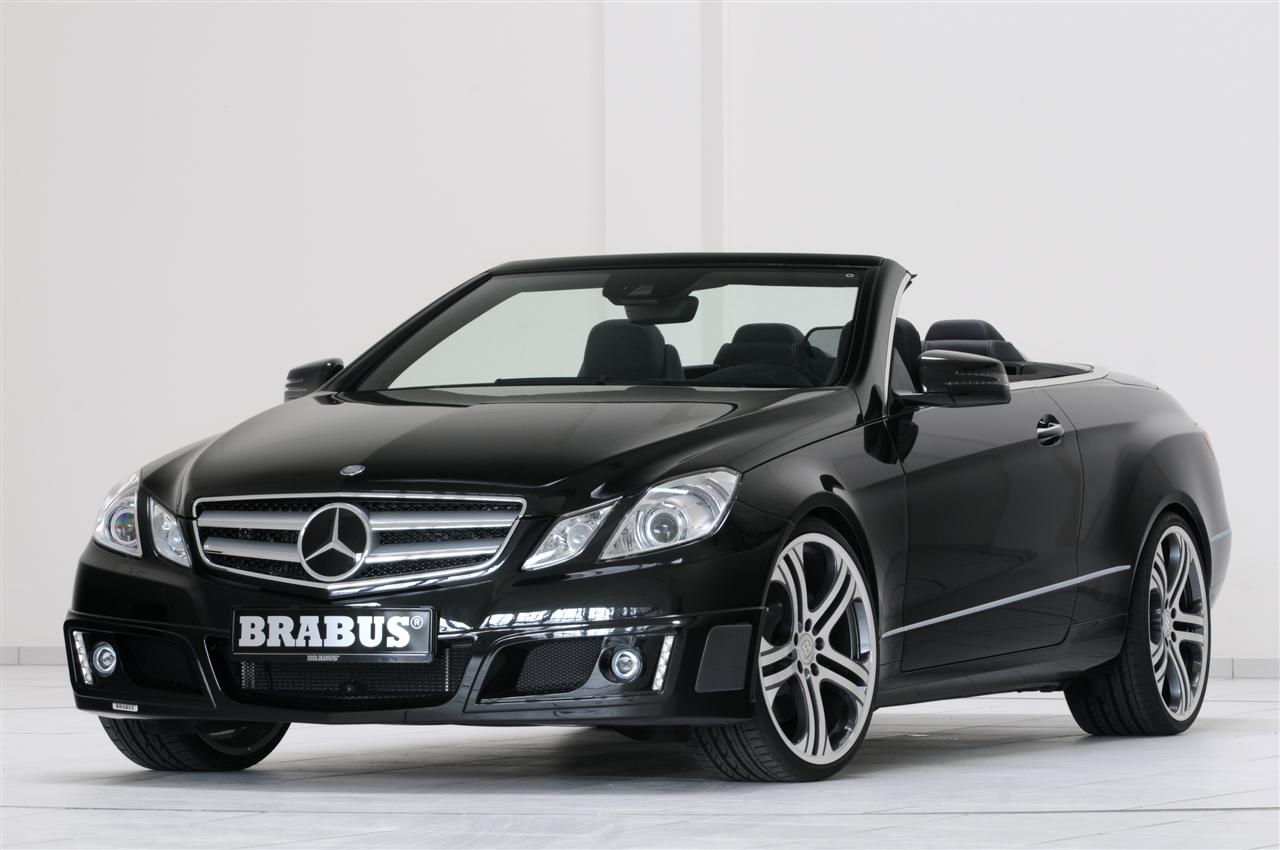 brabus e class w212 cabriolet mbclub uk bringing. Black Bedroom Furniture Sets. Home Design Ideas