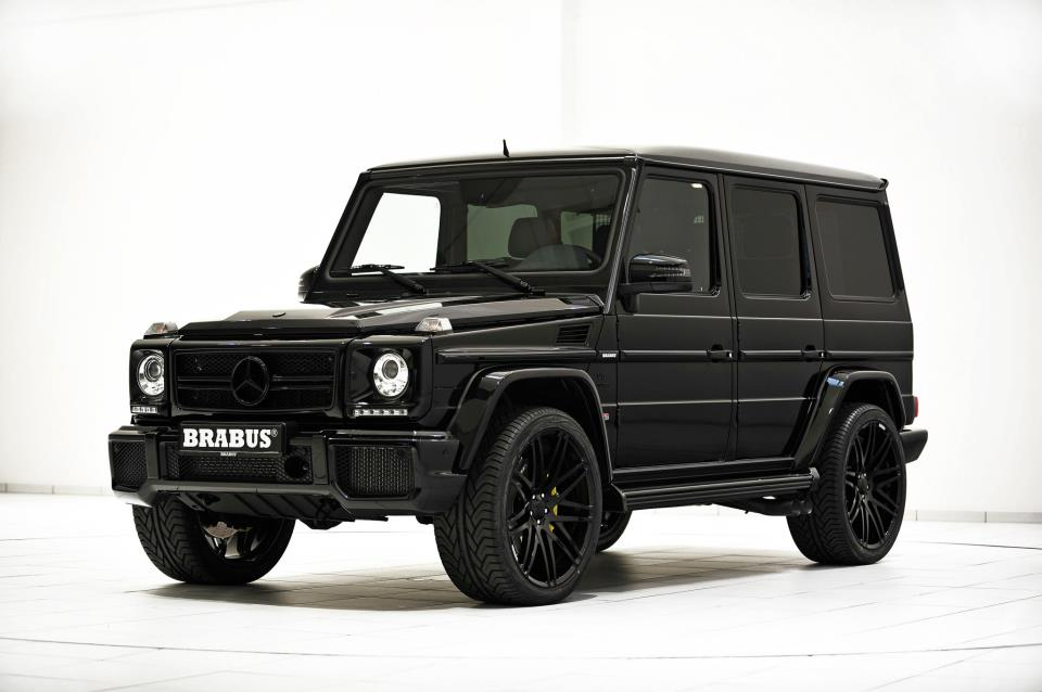 brabus pept je g63 amg op naar 620 pk. Black Bedroom Furniture Sets. Home Design Ideas